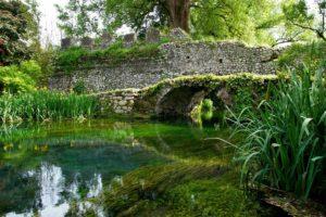 Giardino di Ninfa Roma